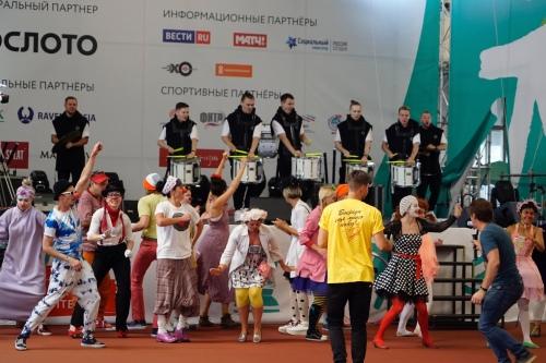 Церемония открытия. Игры-2018